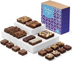 Fairytale Brownies Thinking of You Medley Gourmet Chocolate Food Gift Basket for Sympathy Good L ...