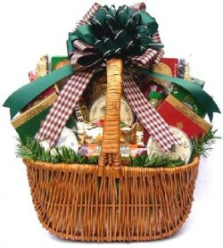 Gift Basket Village – A Cut Above, Holiday Cheese and Sausage Gift Baskets With Gourmet Sa ...