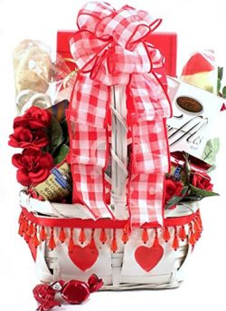 Sweets for the One I Love | Valentines Day Gift Basket