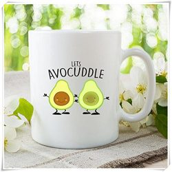 OttoRiven101 – Valentines Day Gift Ideas For Wife, Fiance Gifts For Him, Avocado Puns, Boy ...