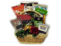 His n' Her's Healthy Anniversary Gift Basket