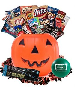 Campus Survival Kits Halloween Care Package
