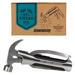 Gentlemen's Hardware 7-in-1 Hammer Multitool