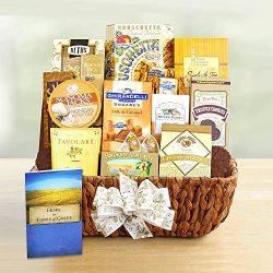 Sincerest Condolences | Sympathy Gift Basket