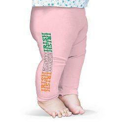 TWISTED ENVY Baby Leggings Irish Irish Irish Flag Pink 18-24 Months