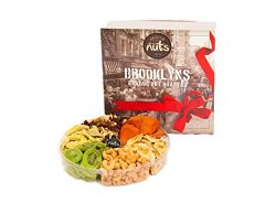 Call Me Nuts – Gourmet Dried Fruits Gift Tray (2 lb) Delicious and Kosher Dried Kiwi, Appl ...