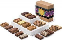 Fairytale Brownies New Year Bar & Sprite Combo Gourmet Chocolate Food Gift Basket – 3  ...