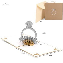 Best Quality – Cards & Invitations – Laser Cut 3D Pop up Wedding Invitations Mar ...
