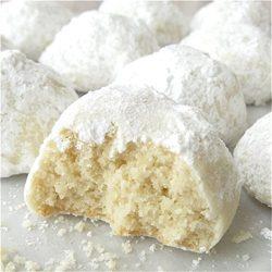 Mamas Bakery Gluten Free Almond Wedding Cookies