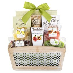 Milliard Gourmet Dried Fruit & Nut Delicious Gift Basket 2018 Classic Assortment – Give the  ...