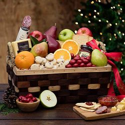 Holiday Hamper Gift Basket – The Fruit Company