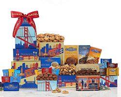 Award Winning Ghirardelli Milk and Dark Chocolate Gift Tower By Van's Gifts