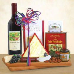 California Wine Experience Food Gift Basket