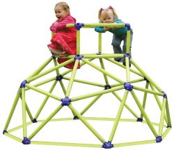 Monkey Bars Climbing Tower – Active Outdoor Fun for Kids Ages 3 to 6 Years Old