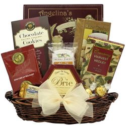 GreatArrivals Traditions Gourmet Holiday Christmas Gift Basket