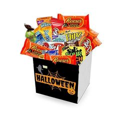 Halloween Survival Kit | College care package – All hallows Eve Candy box