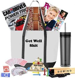 Get Well Gift Basket | Just Dont Send Flowers