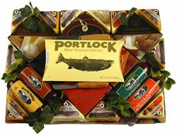 Gift Basket Village In this Home Gift with Glass Cutting Board