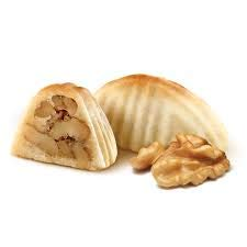 Maamoul Cookies Walnut Nuts Filled 500 Gram (Gourmet Desserts 28 Pieces)(17 Oz Net,1.50 lbs Gros ...