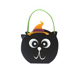 Clearance Sale! Baby Halloween Trick or Treat Bags for Kids, Iuhan Reusable Candy Goodie Totes B ...
