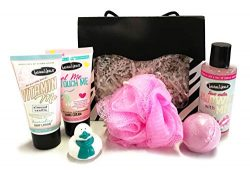 Teen Girl, Woman, Christmas Basket – Bath Lotion Spa Gift! (Zebra #1)