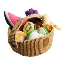 9-piece Fruit Basket Set (Soft)
