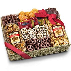 Chocolate, Caramel and Crunch Grand Gift Basket (Premium pack)