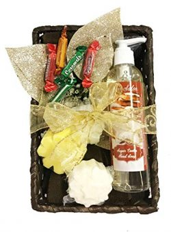 Gift Basket – Affordable, Thoughtful, Nice – Scented Soap, Wax Melts, Hand Towel, Ca ...