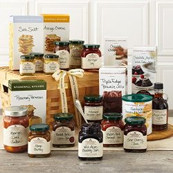 Stonewall Kitchen Best of the Best Gift Collection (21 Piece Gift Basket)