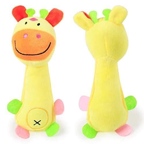 Toy Chew Squeaky Dog Toys, Plush Dog Pet Toy Pup Puppy Doggie Small Medium Dog, Christmas Dog Gi ...