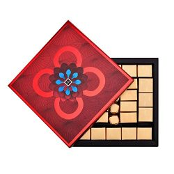 Large Chinese New Year Festive Gift Box Filled with Premium Chocolates Favors