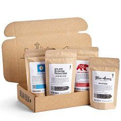 Bean Box – Gourmet Coffee Sampler – Dark Roast
