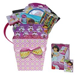 Dora the Explorer and All Friends Valentine Gift Basket