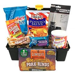 Valentines Day Gift for Him Valentines Gifts Basket – All Premium Brand Name Snacks and Sw ...