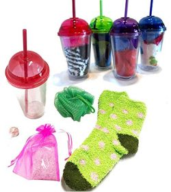 Spa Gift Baskets – Relaxation Gifts for Women – Gifts For Teen Girls, Friends – ...
