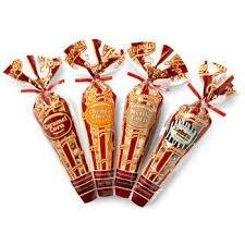 Popcornopolis 12-cone Snack Pack Gourmet Popcorn – Assorted Flavors