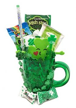 Irish Gifts | St Patricks Day Gifts | St Pattys Care Package | For The Lucky Leprechaun | Kids,  ...