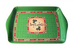 Ireland Tea Tray-Emerald Isle