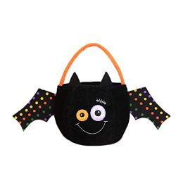 Clearance Sale! Baby Halloween Trick or Treat Bags for Kids, Iuhan Reusable Candy Goodie Totes F ...