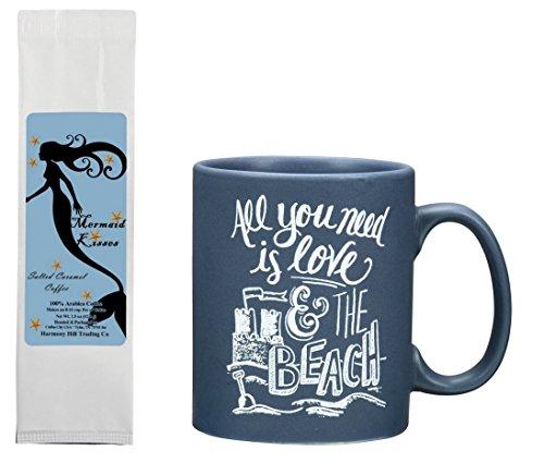 All You Need is the Beach Themed Coffee Mug and Coffee Gift Set – All You Need is Love and ...