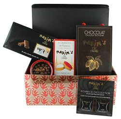 Maxim's de Paris Gourmet French Candies, Chocolate squares, Cookies & Chocolate Powder ...