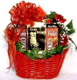 Chocolate Madness, Chocolate Lover Gift Basket Loaded With All Things Chocolate For The Extreme  ...