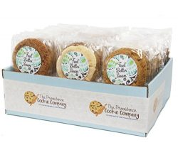 The Providence Cookie Company FEEL BETTER GOURMET COOKIE GIFT choose 1, 2, 3 or 4 Dozen (1 Dozen)