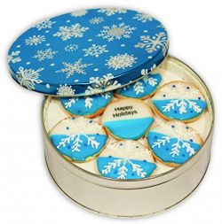 Valentine's Day Cookie Gift Basket 10 romantic Love Decorated Cookies for Men Women Boys G ...