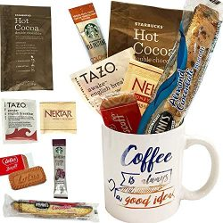Starbucks Coffee Cups Mug With Via Instant Coffee, Starbucks Tea & Cocoa – Starbucks G ...