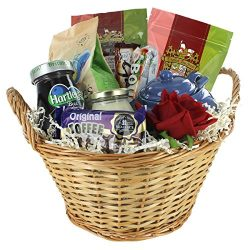 Rainy Day Delight Gift Basket