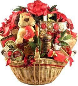 Gift Basket Village LuYa-DLX Deluxe Luv Ya!, Deluxe Gift Basket