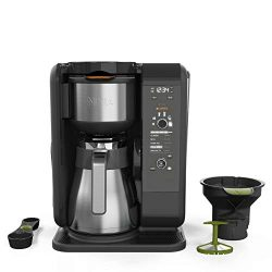 Ninja Hot and Cold Brewed System, Auto-iQ Tea and Coffee Maker with 6 Brew Sizes, 5 Brew Styles, ...