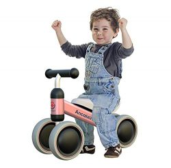 Ancaixin Baby Balance Bikes Bicycle Children Walker 6 Month – 24 Month Toys for 1 Year Old ...