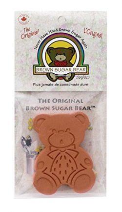 Brown Sugar Bear 54923 Original Brown Sugar Saver and Softener, Single